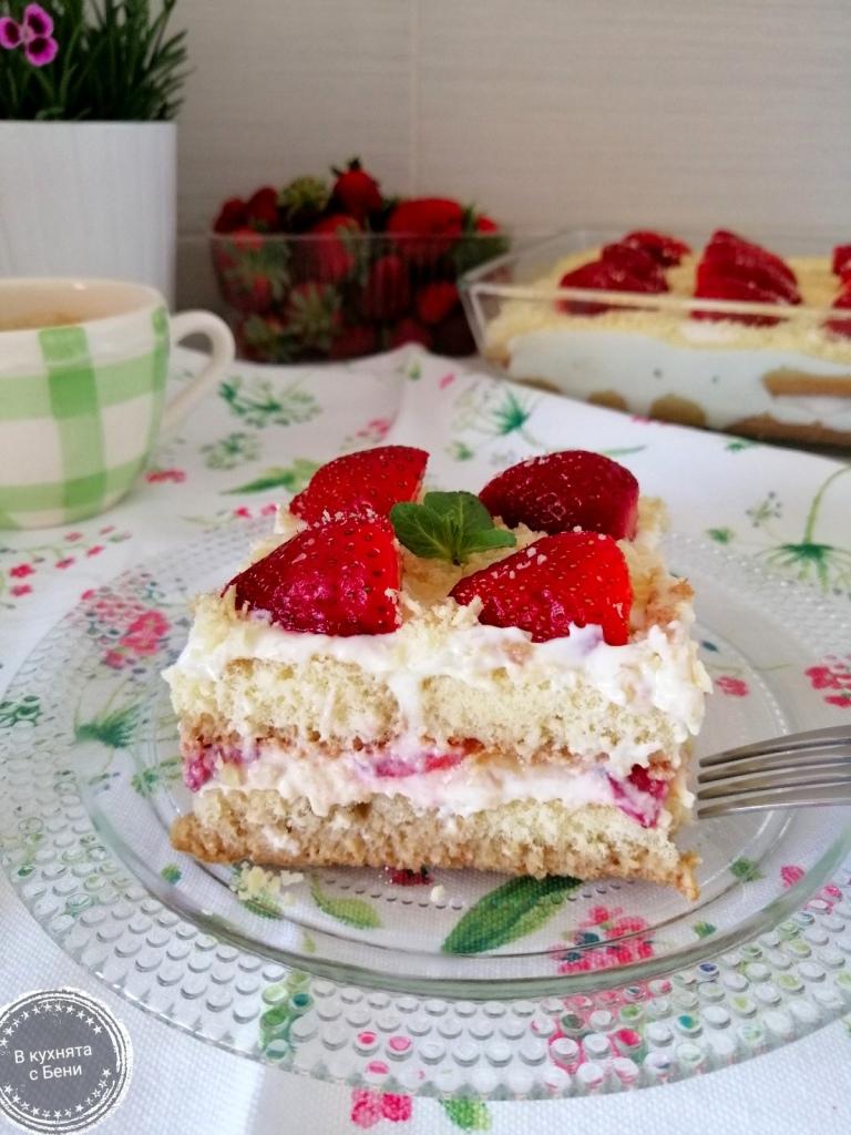Десерт от https://inthebeniskitchen.com/