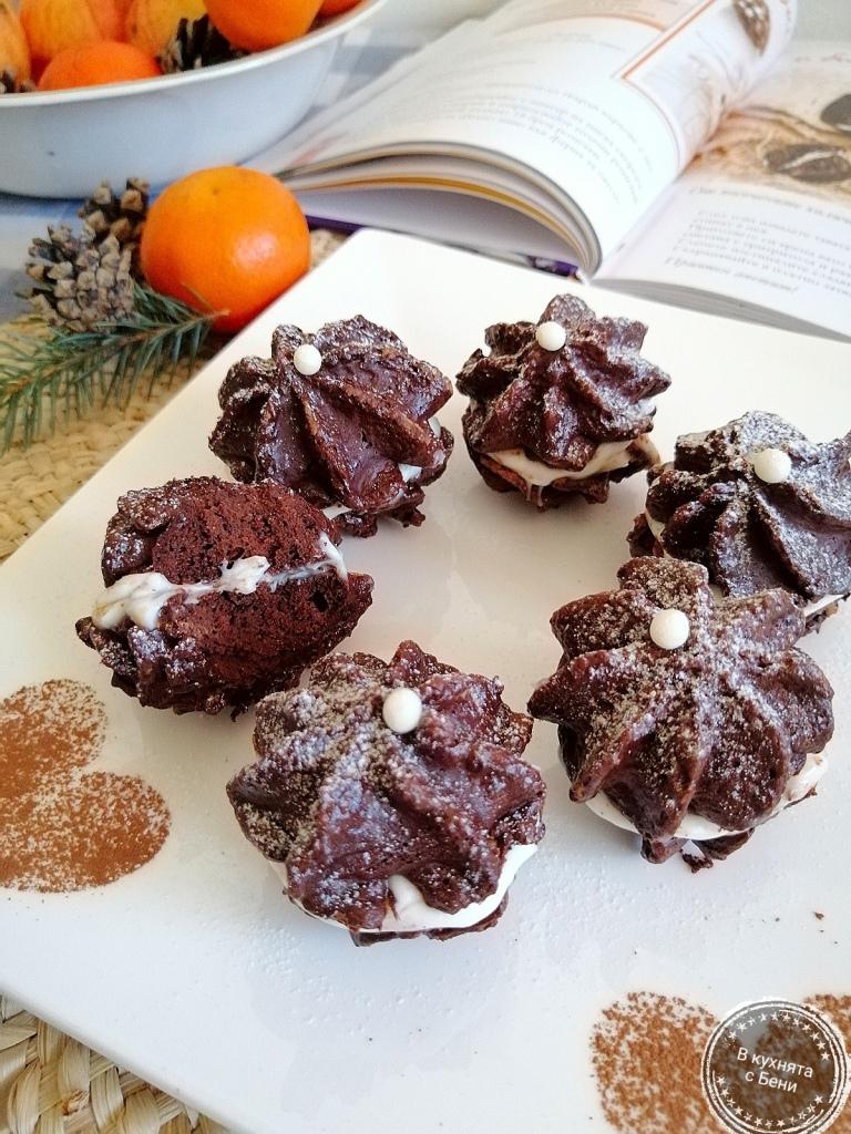 Какаови сладки от https://inthebeniskitchen.com/