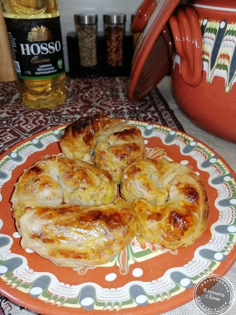 Вкусни сарми с мляно месо от https://inthebeniskitchen.com/