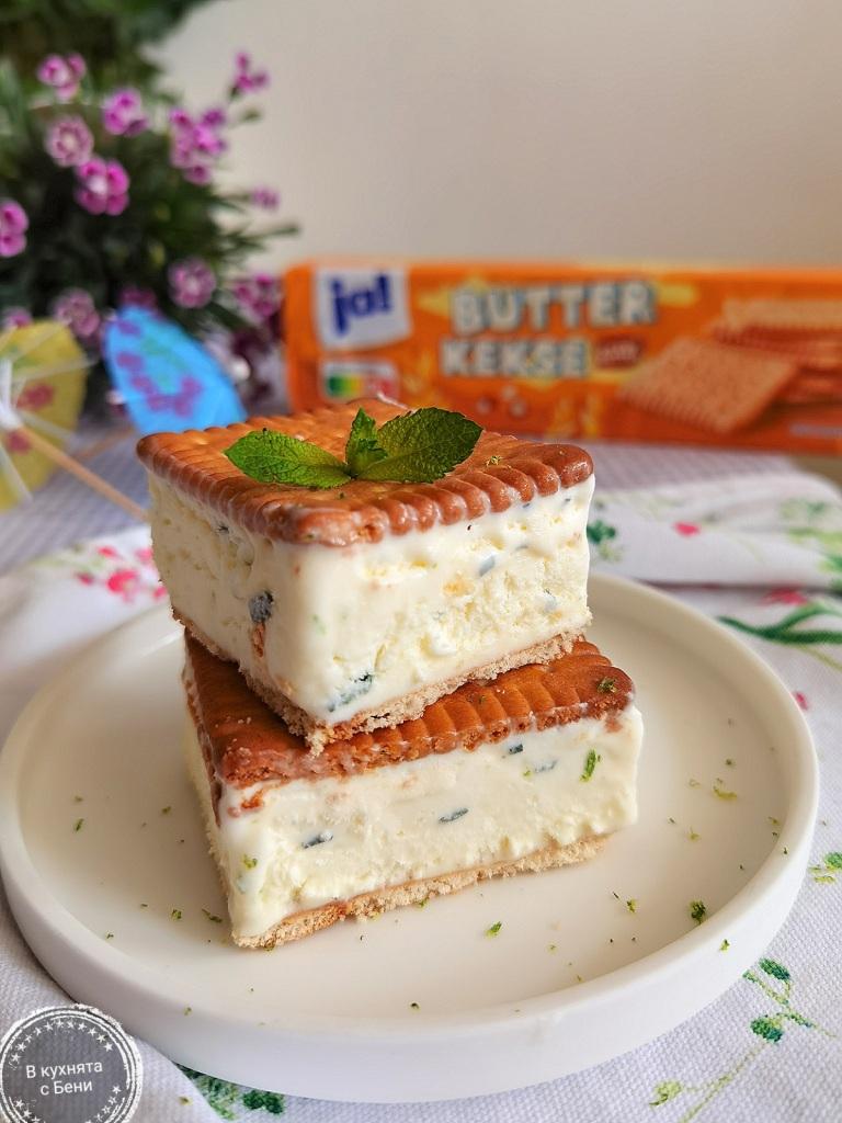 Сладоледени сандвичи от https://inthebeniskitchen.com/