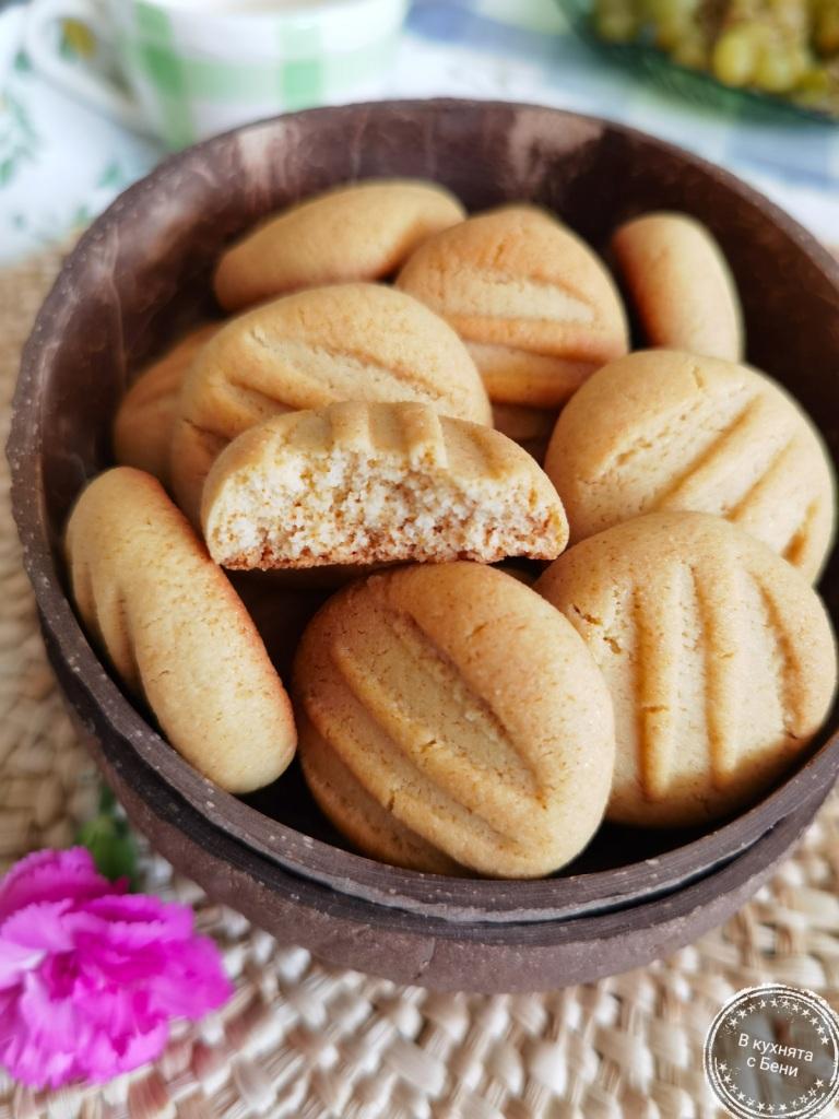 Оризови бисквити- меденки от https://inthebeniskitchen.com/